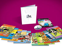 Cartoon Network Studios Media Kit