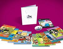 Cartoon Network Studios Media Kit
