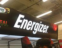 ENERGIZER - revestimiento de gondola