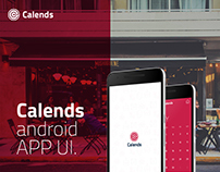Calends mobile application