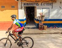 Biker, Puerto Vallarta, Mexico,