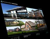 Responsive Website: Architekturbüro Wieczorek