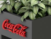 Mobiliario Coca-Cola