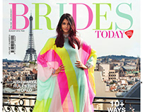 Aishwariya Rai Cover in Paris Couture