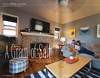 A Grain of Salt • Editorial Design and Art Direction