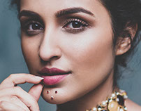 Harper's Bazaar Bride - Parineeti Chopra