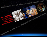 Astronaut Photographer Donald Pettit to Speak at RIT