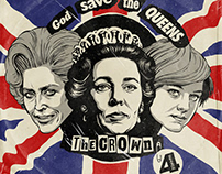 The Crown | God Save the Queens