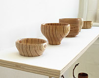 Beauty equals Function -  Woodturning Vessels