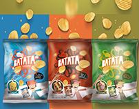 Embalagem Boby Batata (parte 2)