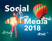 Social Media 2018 - Consultoria em Varejo