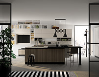 Colombini Artec Lungomare Kitchen