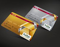 FWBL Pay Pack Debit Card