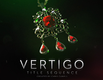 Vertigo Title Sequence Homage