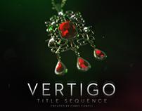 Vertigo Title Sequence Homage
