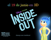 Subway - Disney Pixar's Inside Out Tie-In - Spanish