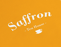 SAFFRON TEA HOUSE.