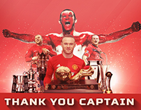 Wayne Rooney - Thank you Captain