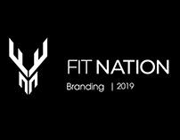 Fit Nation | Branding