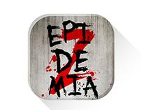 Epidemia Z (concept art book & thesis book)