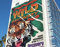 Wild Discovery Print Campaign