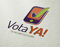 Branding APP VOTA YA