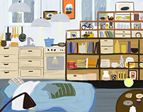 Airbnb: Other people's home