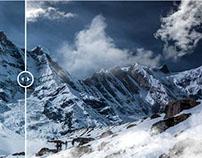 Hi Resolution Realistic Photoshop Cloud Brushes Set
