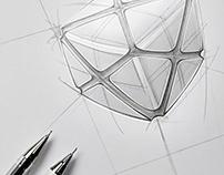 Design Sketches & Illustrations 2019 (Part 4)