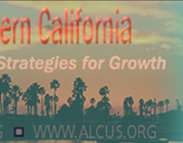 Web banner for ALC