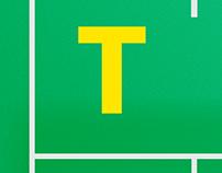 Tennis - Afiche
