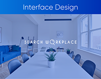 Search Workplace - Interface Design