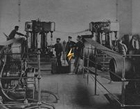 Сайт-музей развития энергетики ДФО / РАО ЭС Востока