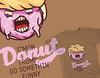 Donut Trump T-Shirt