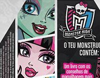 Monster High - Licensing - Panini Italy