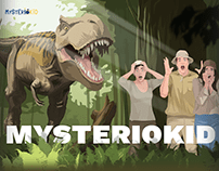 Mysteriokid Dino Game