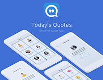 Today's Quotes App