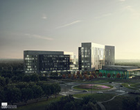Cerner Innovations Campus