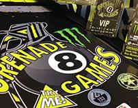 Grenade Games 8 Branding