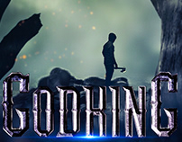Godking movie poster