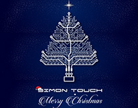 Simon Touch - Social Media Campaign - Christmas 2018