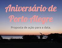 Presente para Porto Alegre