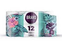 Bravo Packaging - Toilet paper