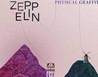 Led Zeppelin / Physical Graffiti / cover