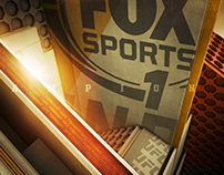 FOX SPORTS UFC Tonight Monitor System