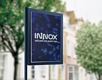 '이녹스 INNOX' 브랜드 디자인