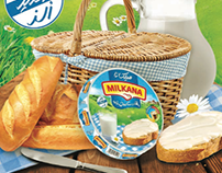 Milkana Spread Cheese
