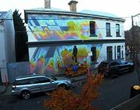 wall sydney