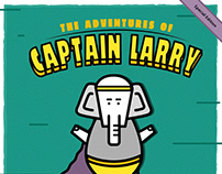 "The adventures of ""Captain Larry"""