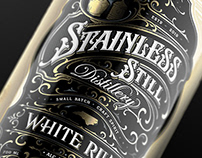Stainless Still - White Rum